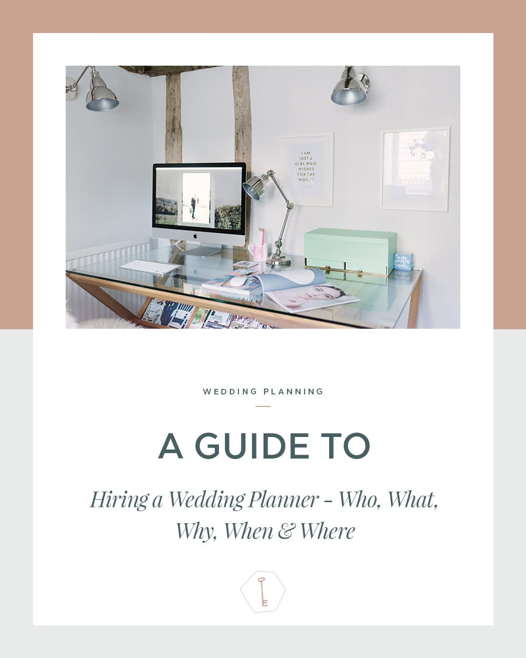 should-i-hire-a-wedding-planner-poster