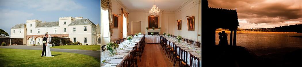 wedding-venues-in-cornwall-pentillie-castle-coco-wedding-venues-trio