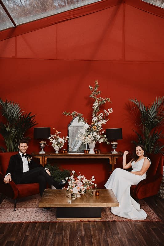 """Image by <a class=""""text-taupe-100"""" href=""""http://www.benjaminthomaswheeler.com"""" target=""""_blank"""">Benjamin Wheeler Photography</a>   Wedding Planning by <a class=""""text-taupe-100"""" href=""""https://www.lizlinkleter.com"""" target=""""_blank"""">Liz Linkleter</a>."""
