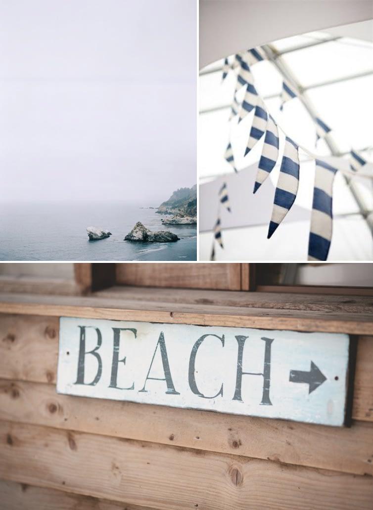 Coco Wedding Venues - Coastal Cool, Windswept.