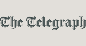 Featured by telegraph