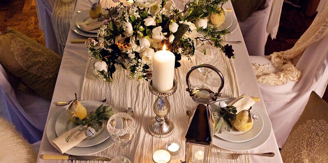 Festive Winter Bride Wedding Fair