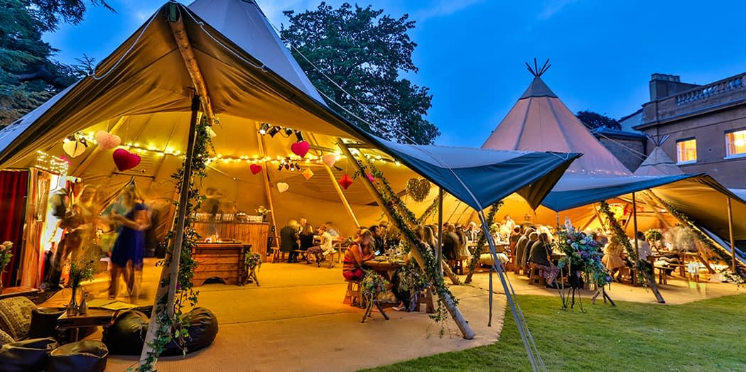 World Inspired Tents Open Weekend