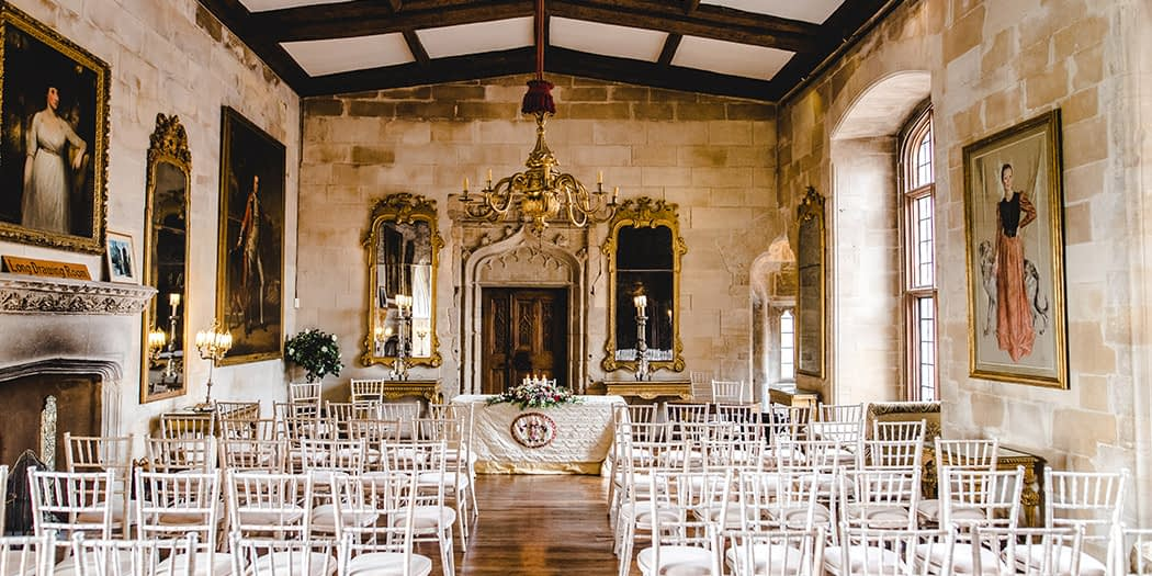 Wedding Inspiration Day at Berkeley Castle