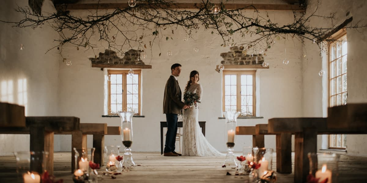 Launcells Barton Wedding Open Day