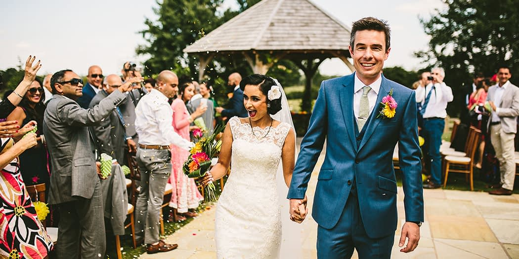 Mythe Barn Wedding Showcase