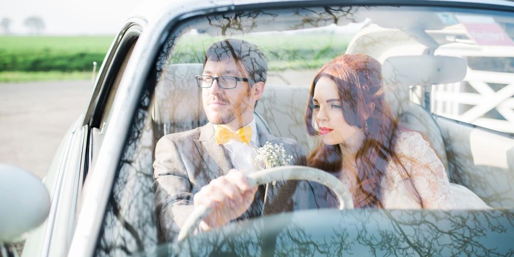 'Magical Winter Wedding' - Open Evening Invitation