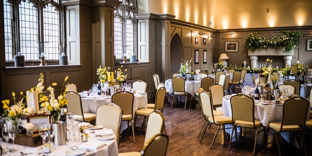 Ellingham Hall Wedding Open Day