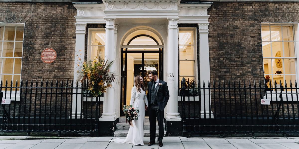 RSA House London Wedding Open Evening