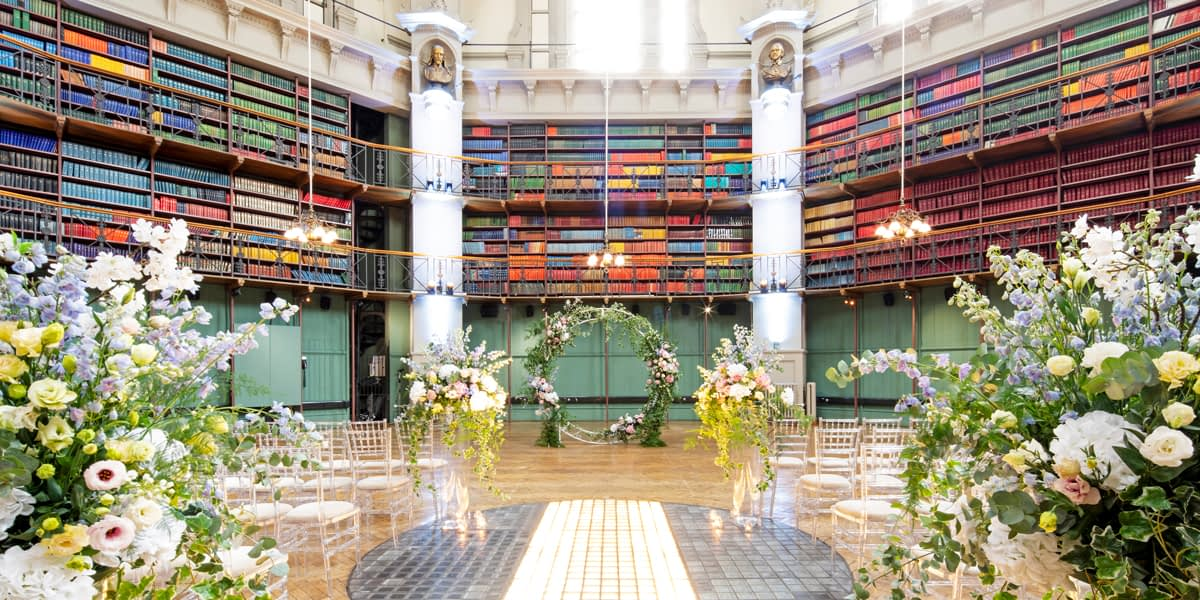 Weddings at Queen Mary Premiere Wedding Showcase