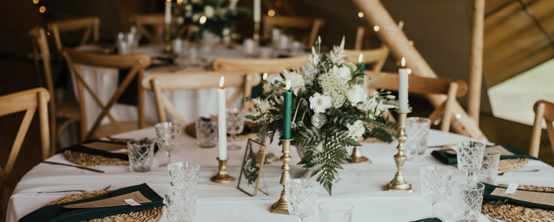 Boho Micro Wedding Inspiration with Sami Tipi