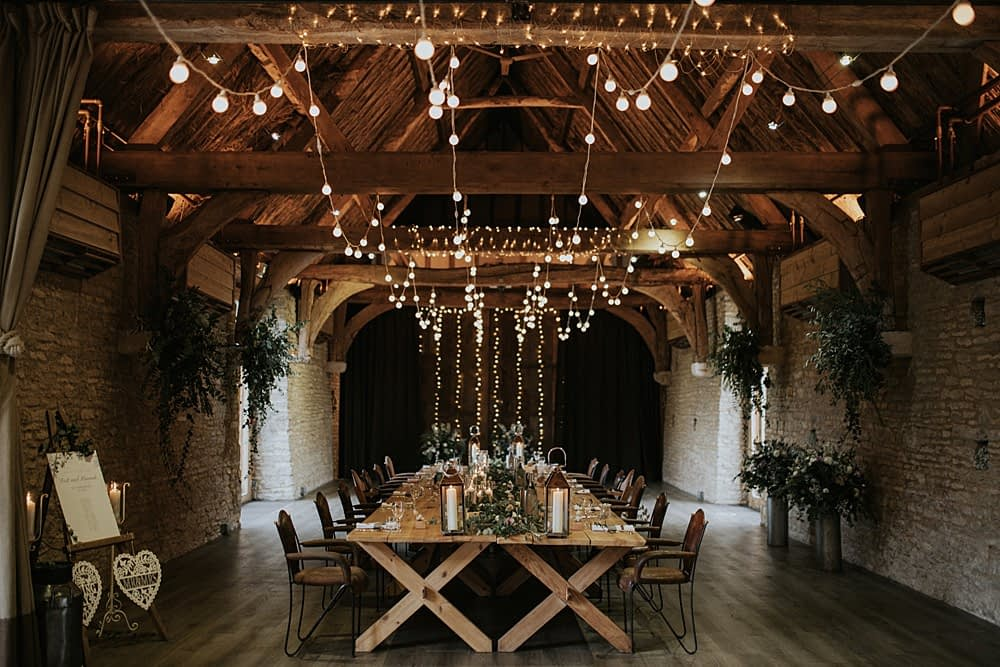 """Image courtesy of <a class=""""text-taupe-100"""" href=""""https://cocoweddingvenues.co.uk/coco_listing/the-tythe-barn/"""" target=""""_blank"""">The Tythe Barn</a>."""
