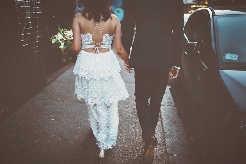 The 2017 Wedding Trend Report - Wedding Dress Trends.
