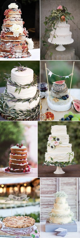 Coco Wedding Venues - Rustic Romance Wedding Style - Cake & Desserts.