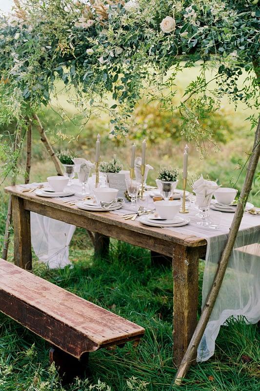 The 2017 Wedding Trend Report - Embracing British.