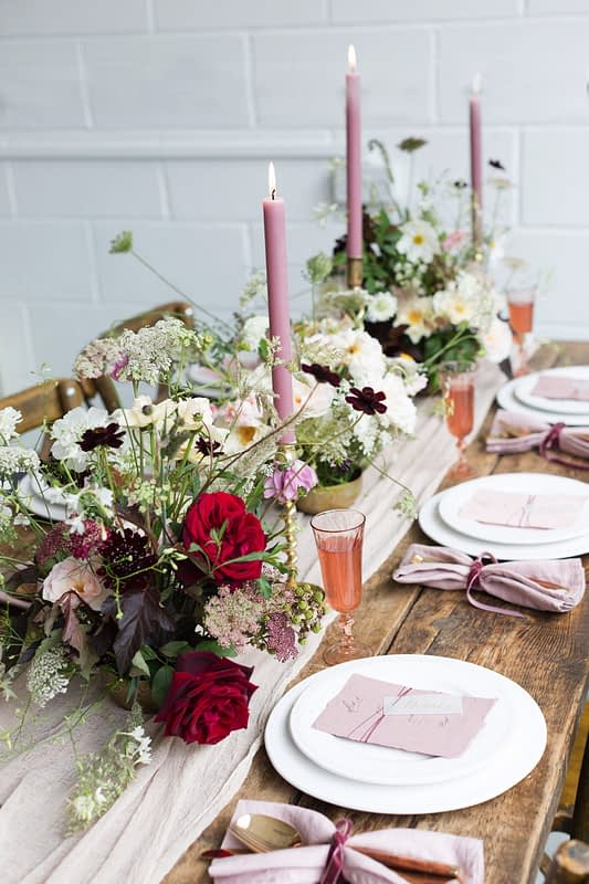 """Image by <a class=""""text-taupe-100"""" href=""""http://www.sarahhannam.com"""" target=""""_blank"""">Sarah Hannam Photography</a>   Design concept, planning & styling by <a class=""""text-taupe-100"""" href=""""https://charlottenichols.co.uk"""" target=""""_blank"""">Charlotte Nichols Weddings</a>."""