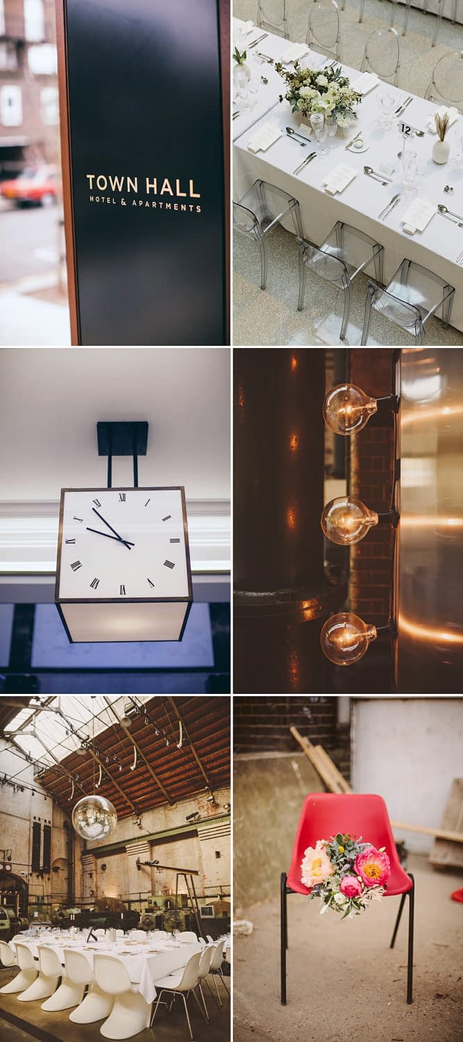 Coco Wedding Venues - City Chic Wedding Style - The Vibe