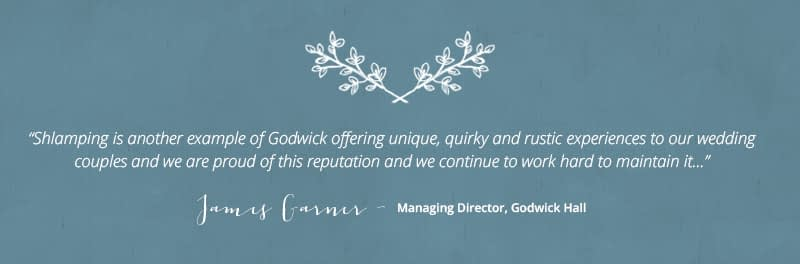 wedding-accommodation-glamping-shepherds-hut-norfolk-godwick-hall-quote