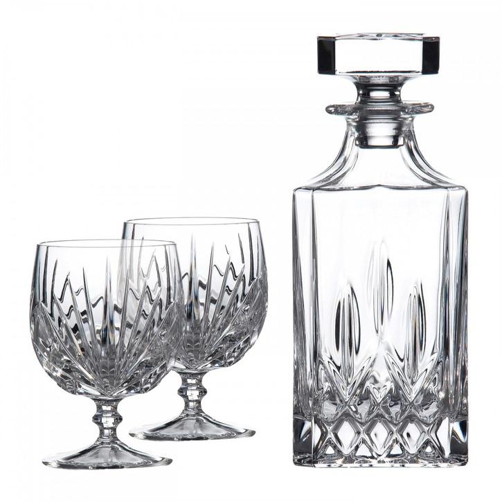 Royal Doulton Brandy Decanter Set, £80.