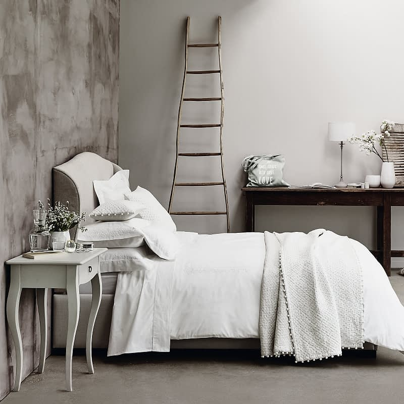 The White Company bedding, £7.00 - £310.00.