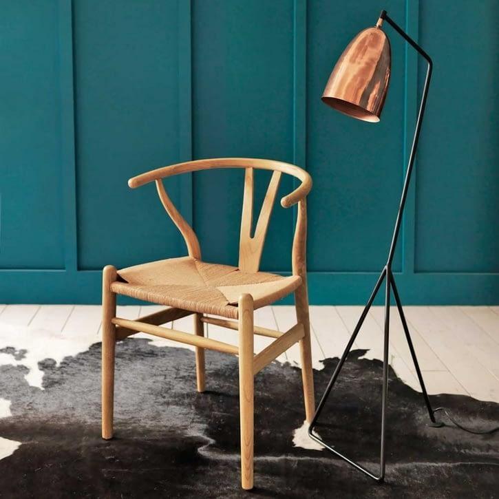 Graham & Green Natural Ningbo Chair - £180.00.