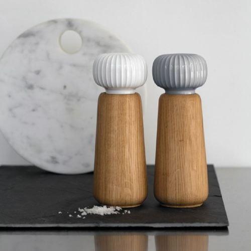 Kahler Hammershøi Grinder, White - £50.00.