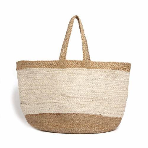 Soho Home Ampney Storage Bag, Large - £55.00.