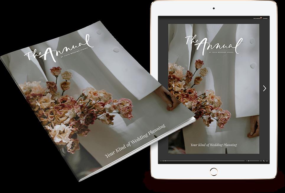 The Annual - Wedding Planning Handbook