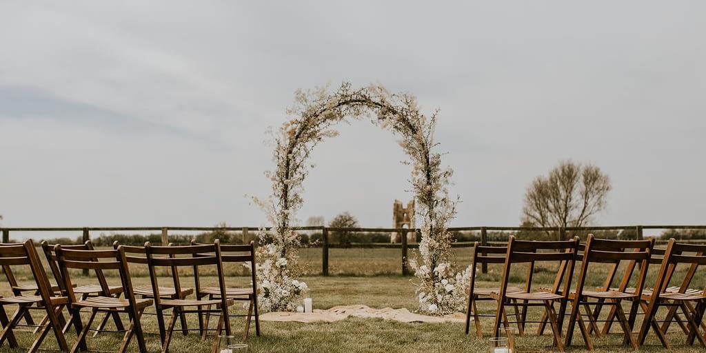 The Most Unusual Wedding Fair at Godwick Great Barn