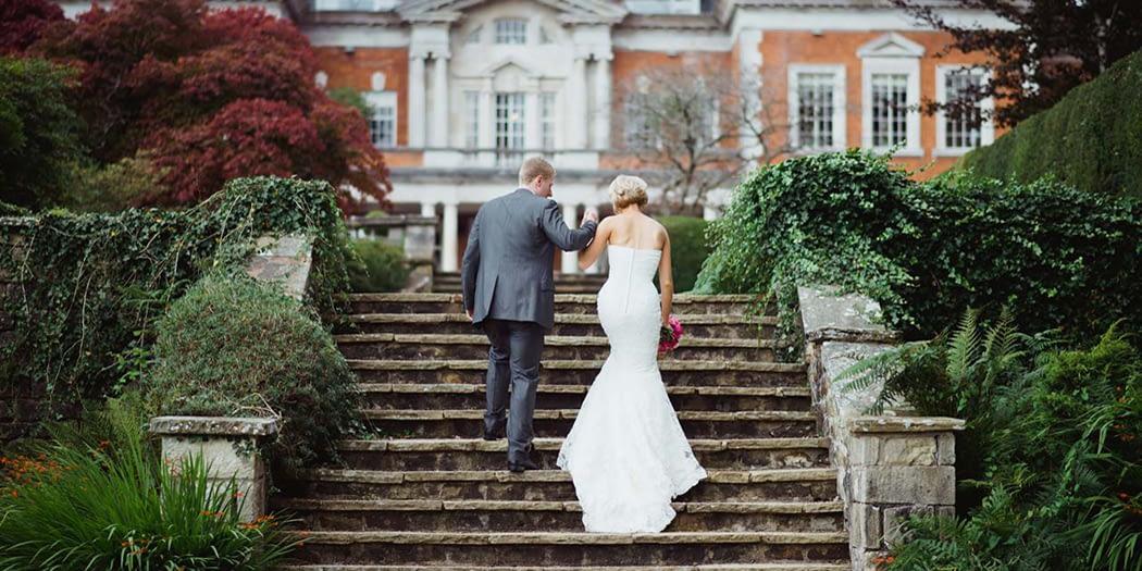 Eaves Hall Wedding Showcase