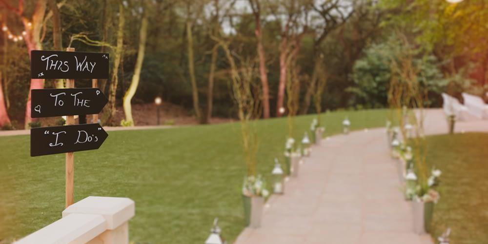 Moddershall Oaks Wedding Open Day