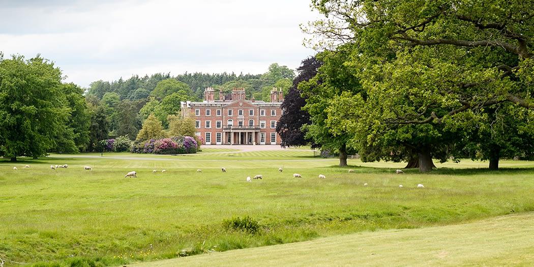 Weston Park Wedding Open Day