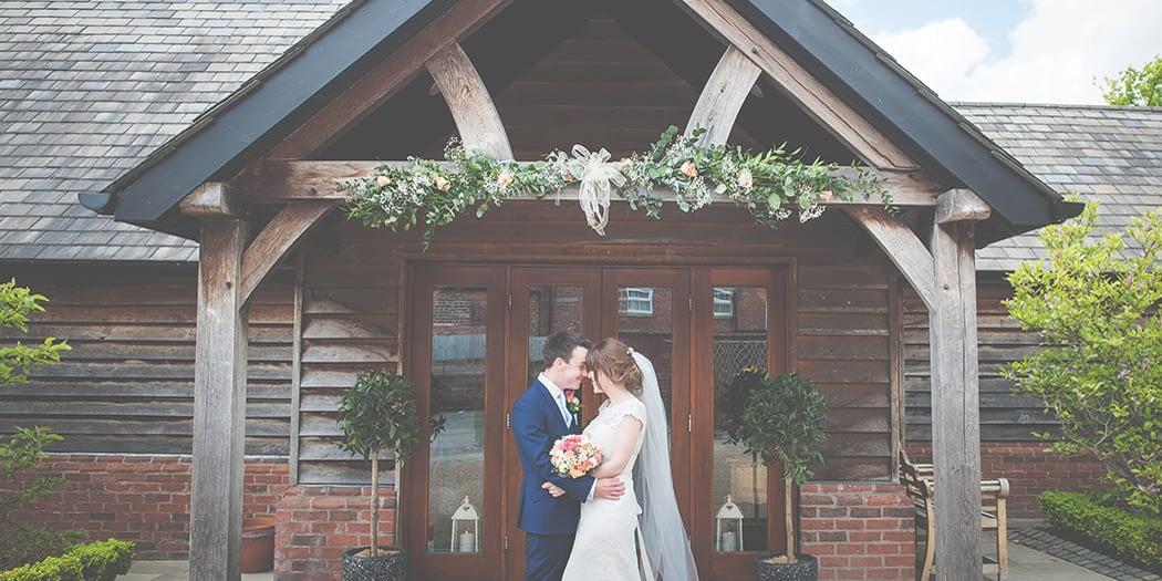 Sandhole Oak Barn Wedding Open Day