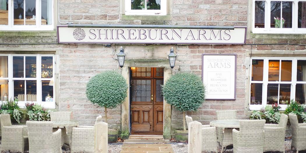 Shireburn Arms Autumn Wedding Fair