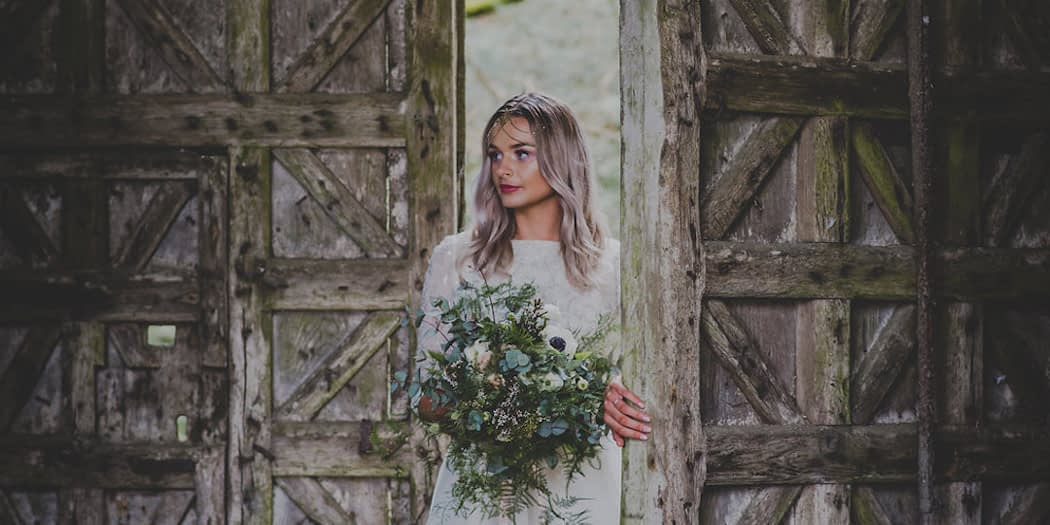 The Decidedly Different Winter Wedding Fair
