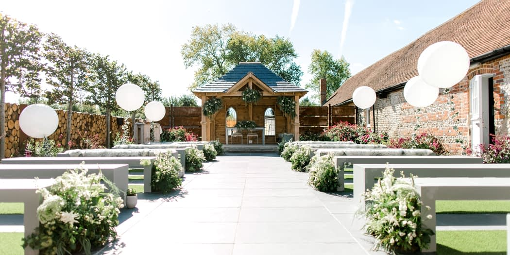 Southend Barns Bridal Boot Fair