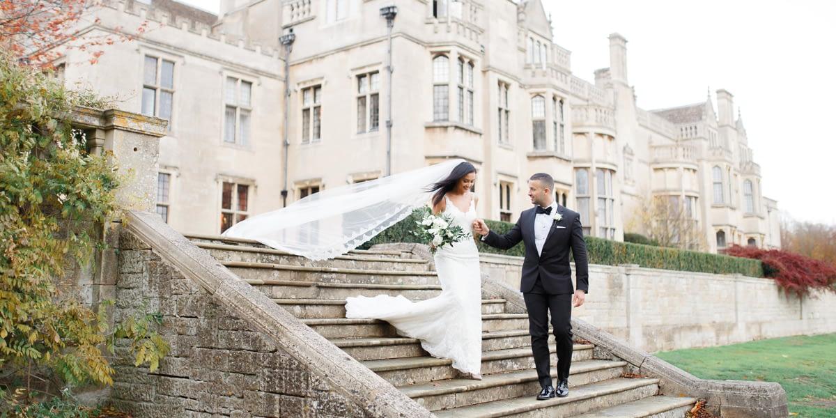 Rushton Hall Wedding Open Day