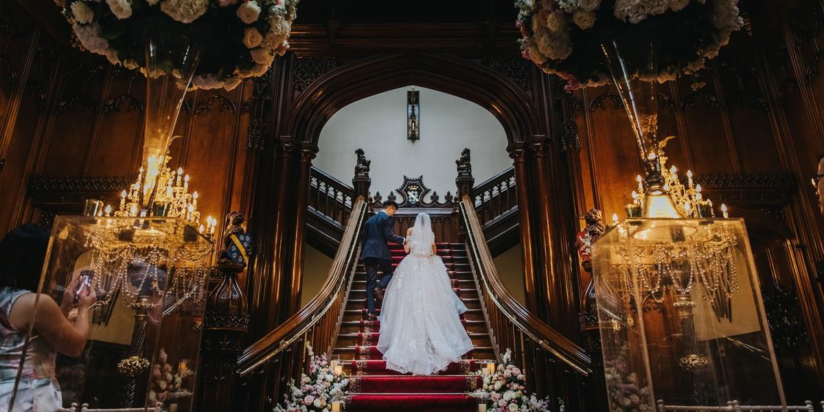 Allerton Castle Wedding Fair