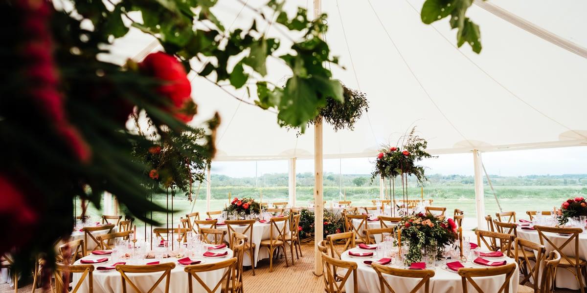 The Sami Tipi Outdoor Wedding Show