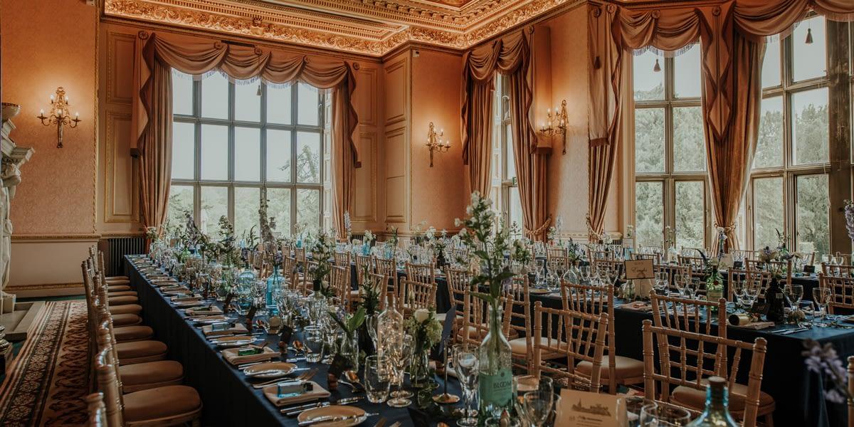 Ashridge House Luxury wedding show
