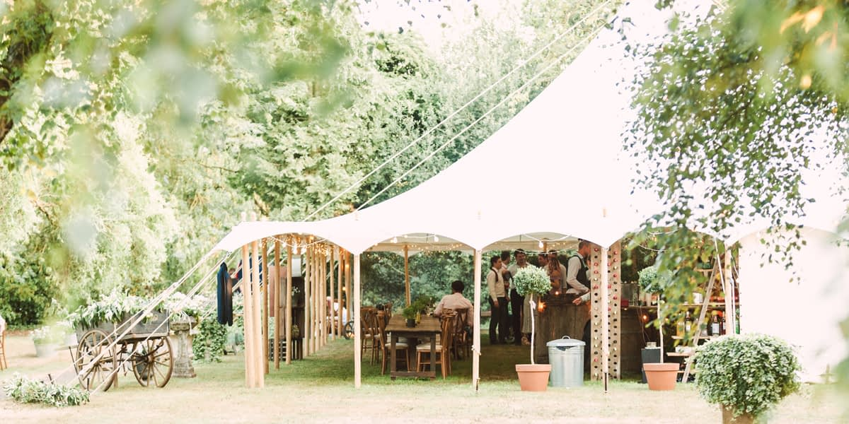 Boutique Marquees Open Day