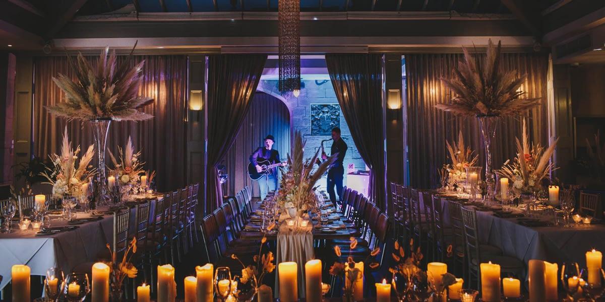 Hampton Manor's Autumn Wedding Showcase