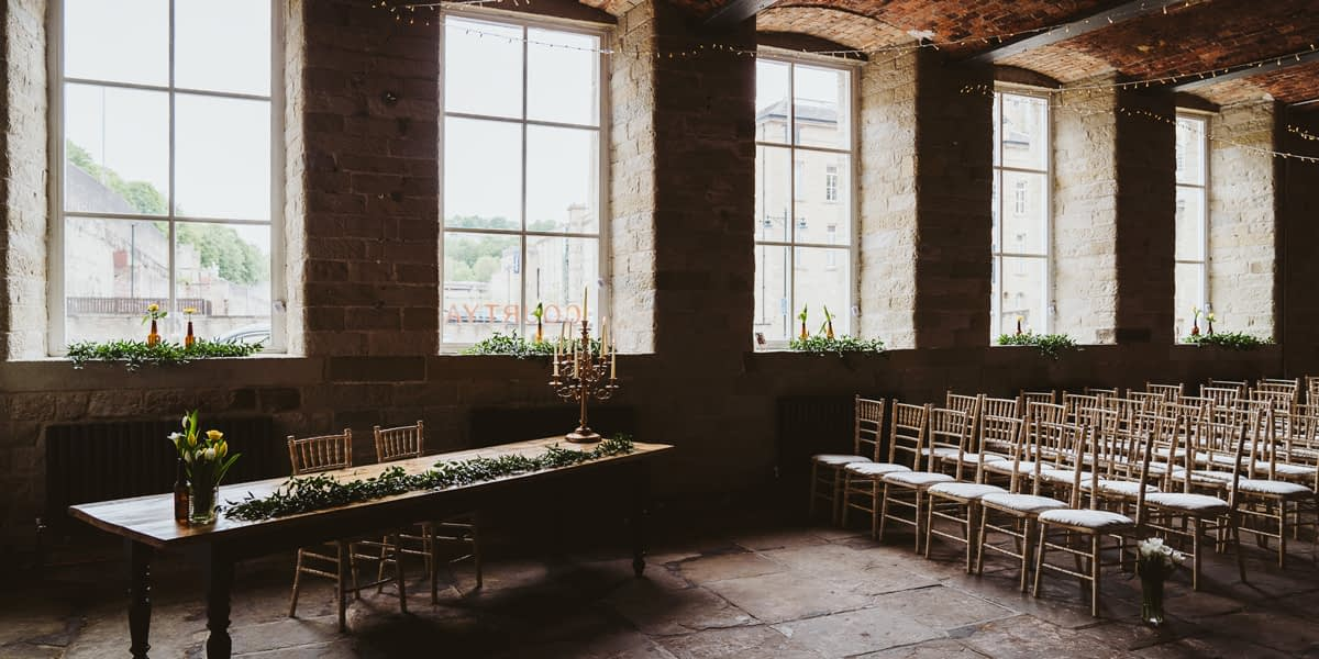 The Arches' Wedding Showcase