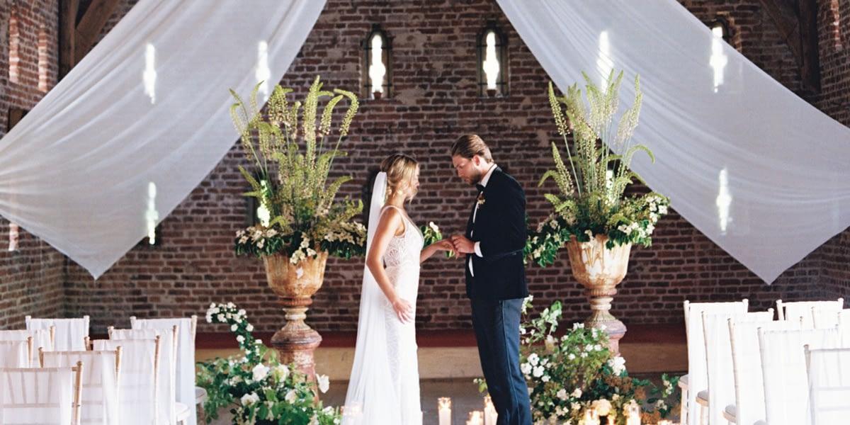 Hales Hall Creative Wedding Fair