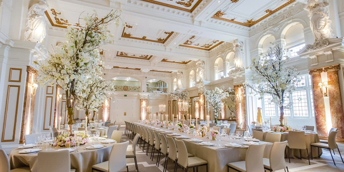 Winter Wedding Soirée at Kimpton Fitzroy London
