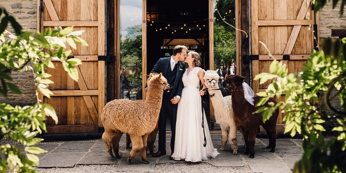The Tythe Barn Wedding Showcase