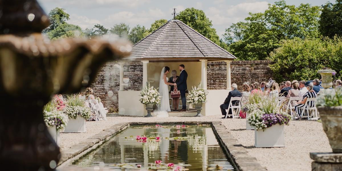 Arley House & Gardens Spring Wedding Showcase