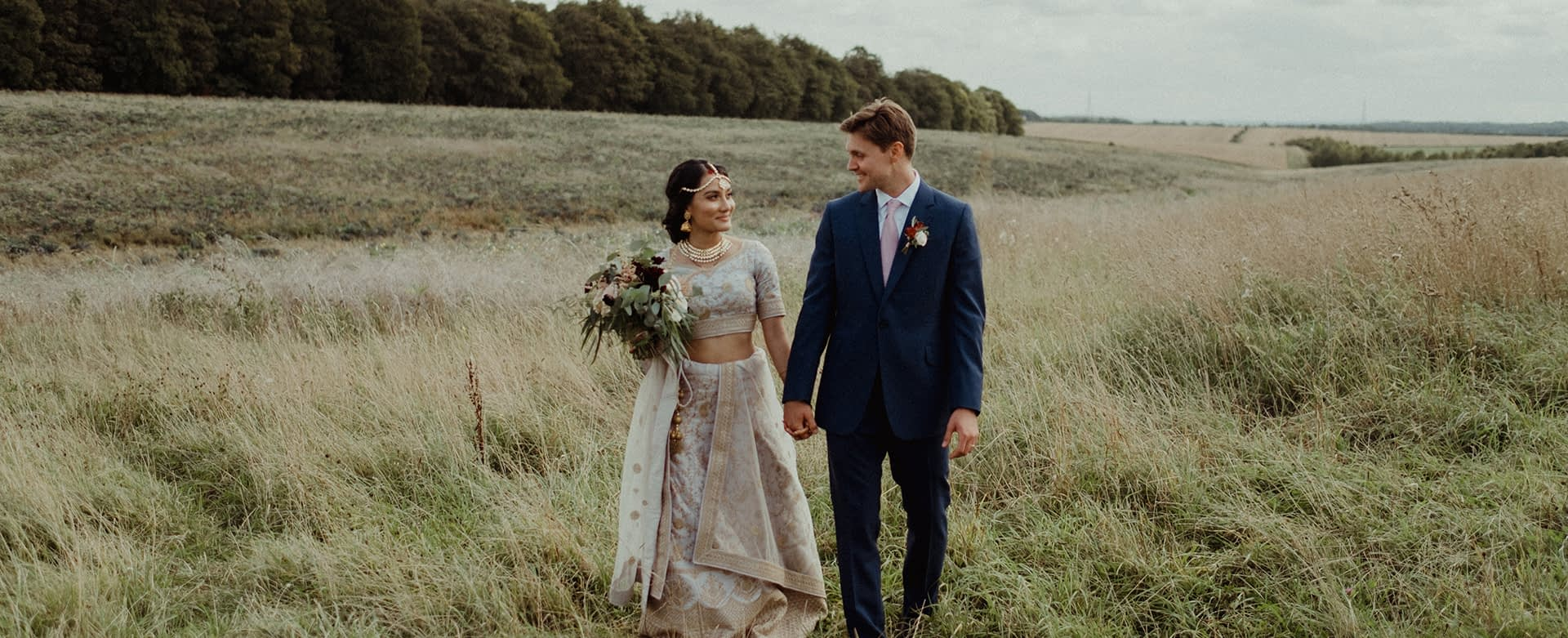 Sophia & Danny's Stone Barn Wedding