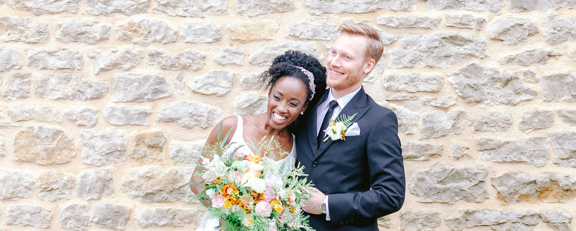 Bright Summer Wedding Inspiration with Real Couple at Huntsmill Farm
