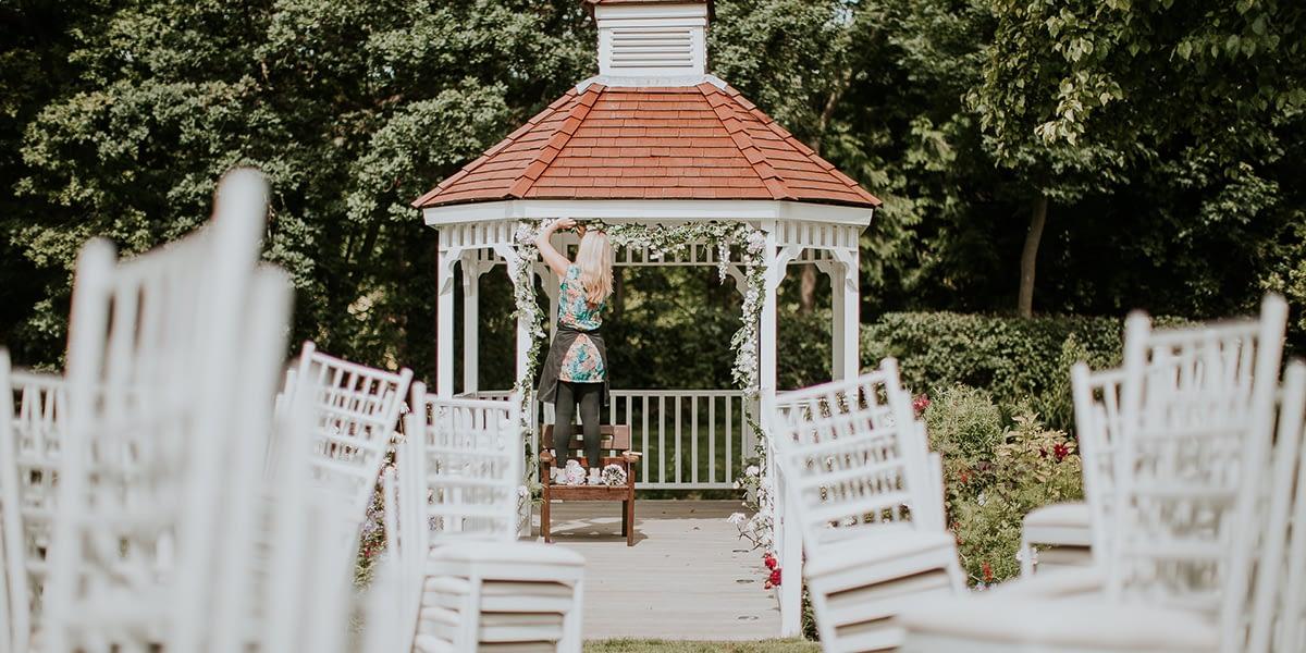 Sheene Mill Wedding Open Day